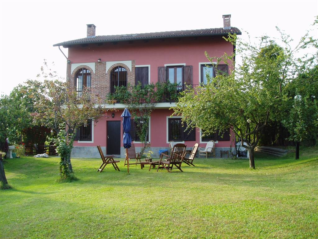 Villa in Via Valle Balbiana 78, Pino Torinese