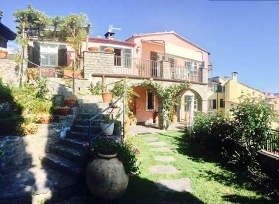 Villa, Dosso, Levanto, in ottime condizioni
