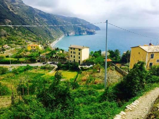 Rustico casale, Corniglia, Vernazza, da ristrutturare