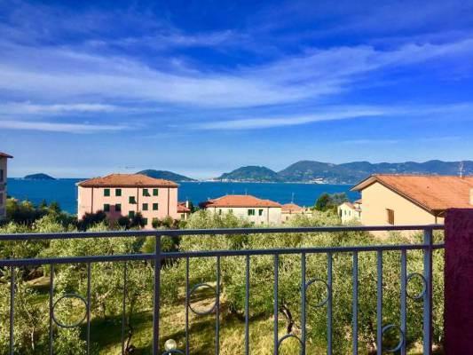 Casa semi indipendente, Tellaro, Lerici, in ottime condizioni