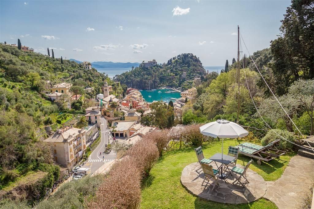 Villa, Portofino, ristrutturata