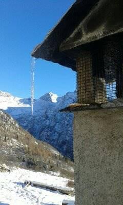 Rustico casale in Val D'olen, Alagna Valsesia