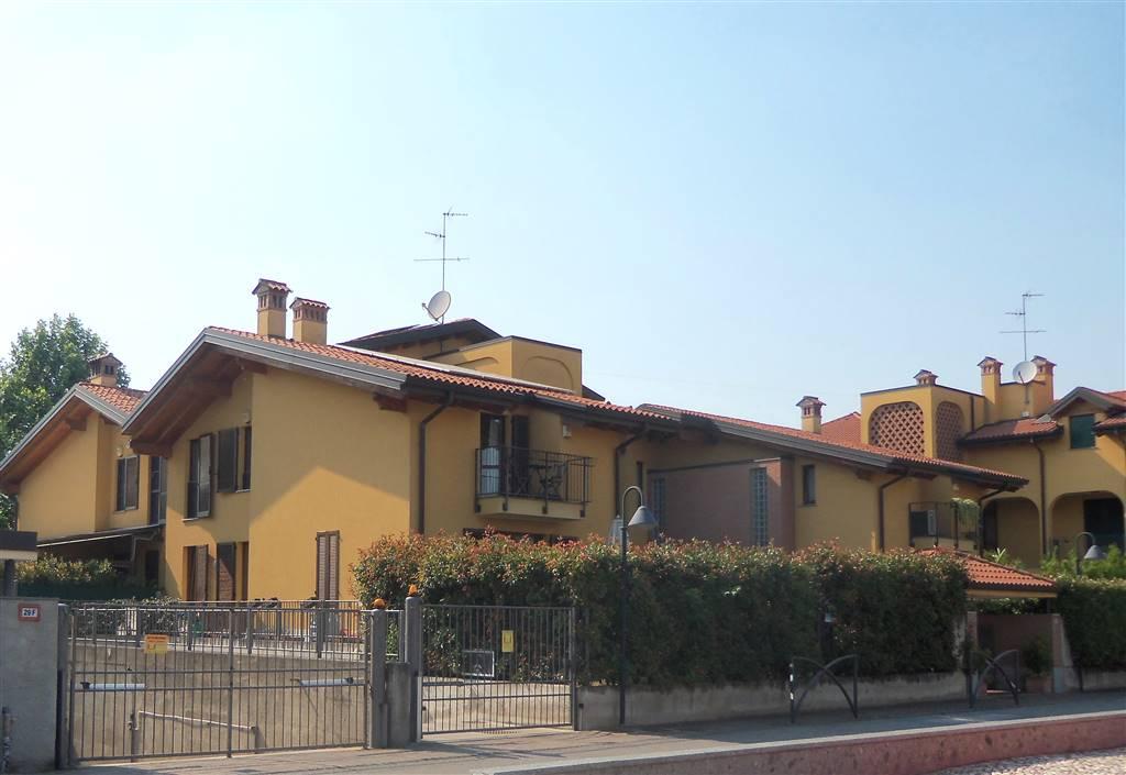 Villa a schiera in Via Pablo Neruda 29/c, Brugherio