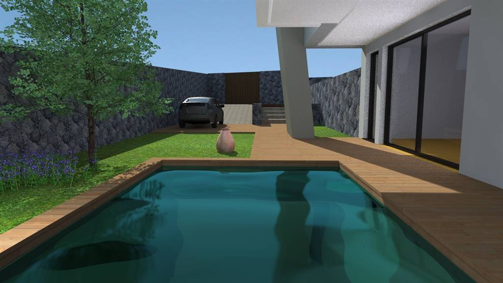 3D giardino