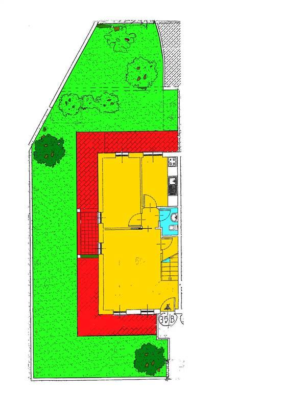 Terratetto, Montepertico, La Spezia, in nuova costruzione