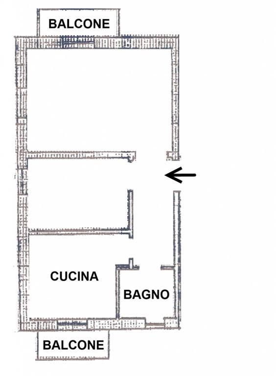 Trilocale, La Chiappa, La Spezia