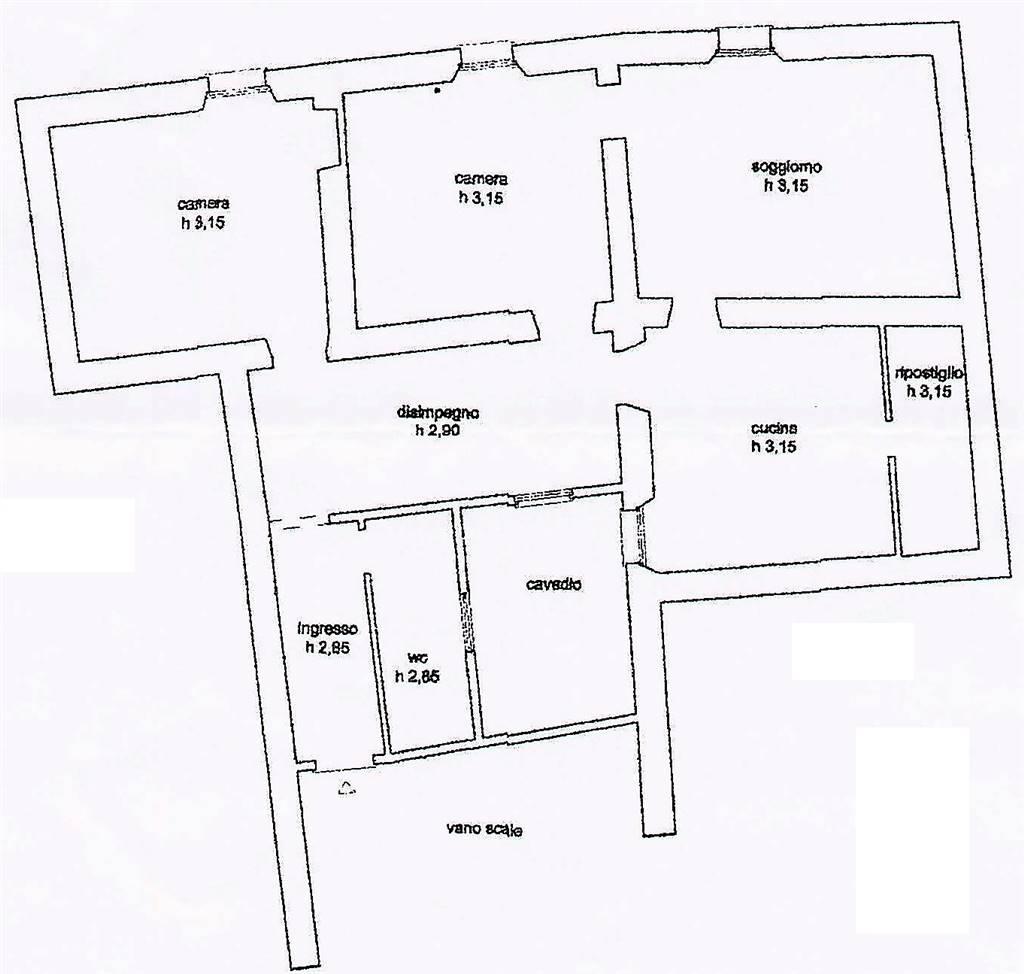 Appartamento, Centro, La Spezia, da ristrutturare