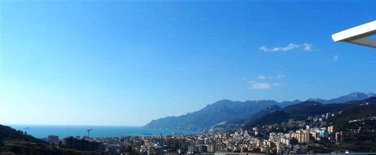 Villa, Ginestre , Sala Abbagnano , Panoramica , Casa Manzo, Salerno, abitabile