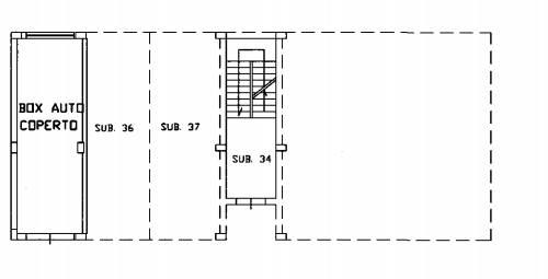 planimetria box