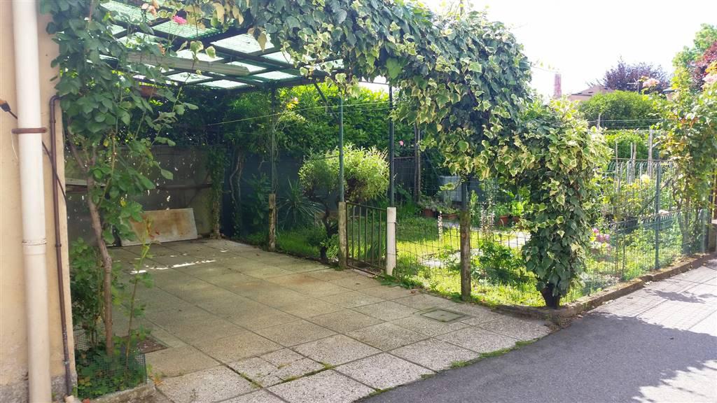 pergolato e giardino