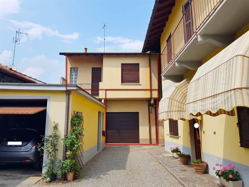 Appartamento in affitto a Solbiate Arno, 2 locali, zona ina Maggiolino, prezzo € 400 | PortaleAgenzieImmobiliari.it