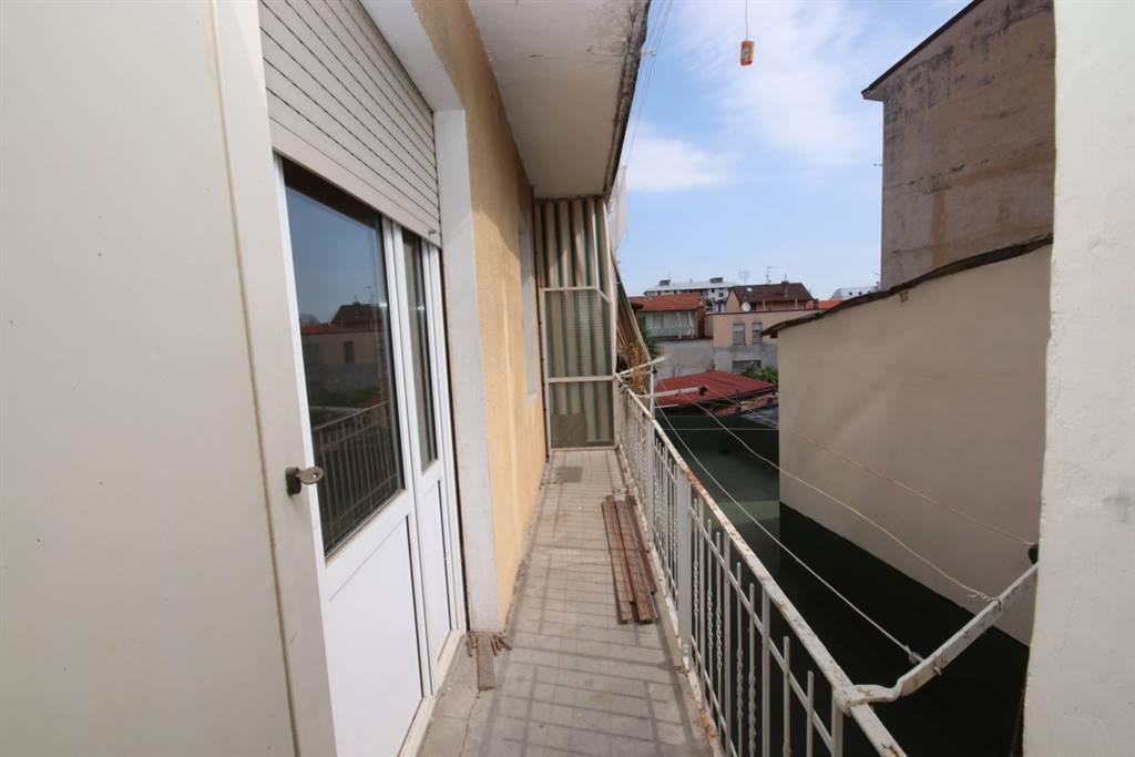 Balcone lato cortile