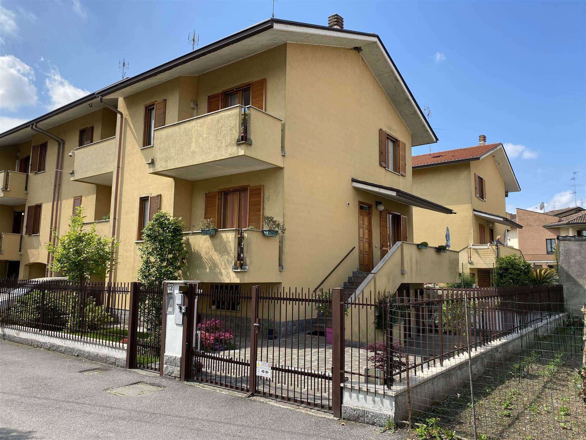 Villa a Schiera in vendita a Sant'Angelo Lodigiano, 5 locali, prezzo € 179.000   CambioCasa.it