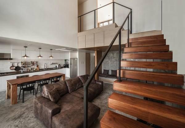 Foto esempio di salone doppia altezza - Rif. Luca 5983-1 C-02