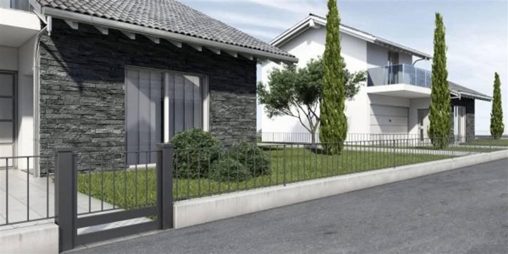 Villa Bifamiliare in vendita a Verdello, 5 locali, prezzo € 335.000 | PortaleAgenzieImmobiliari.it