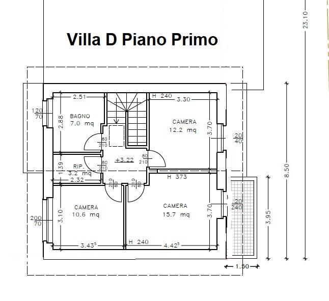 Villa D Piano Primo - Rif. Luca 6523-2