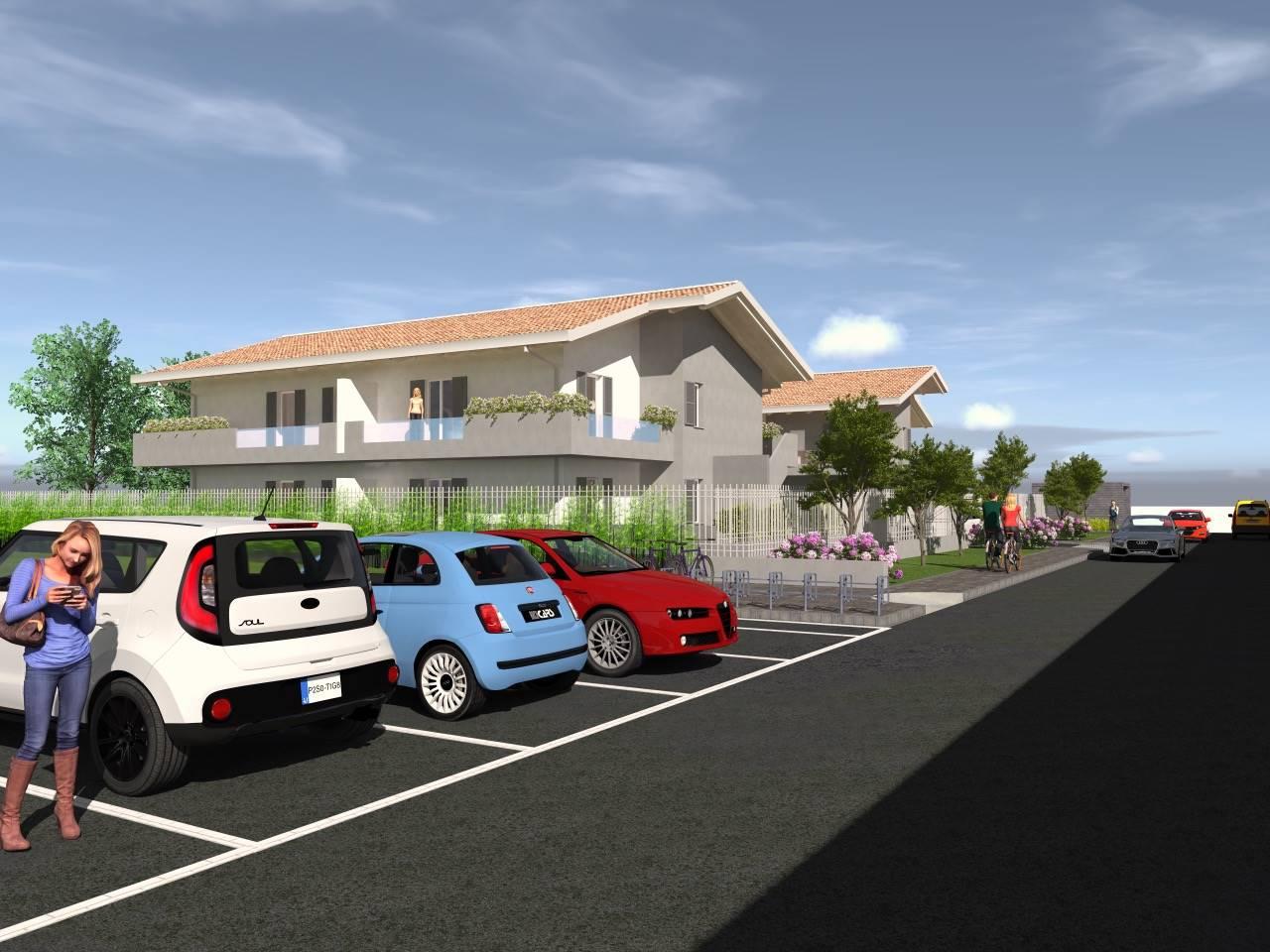 Appartamento in vendita a Bonate Sopra, 4 locali, prezzo € 245.000   PortaleAgenzieImmobiliari.it