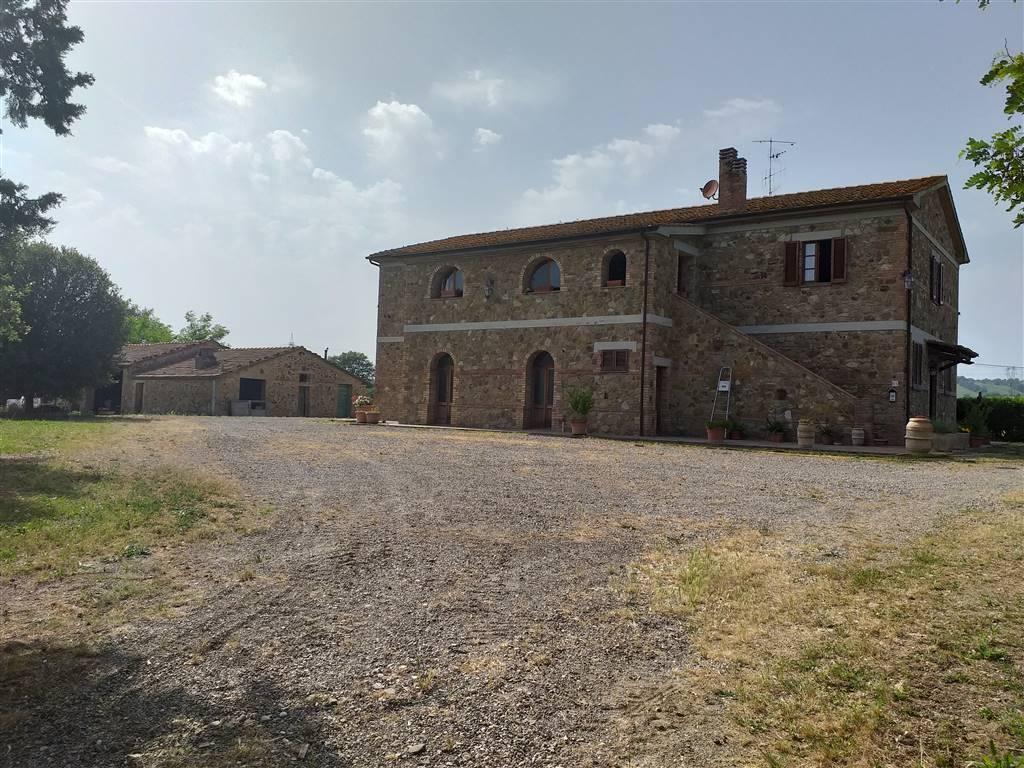 Rustico casale, Civitella Paganico, ristrutturato