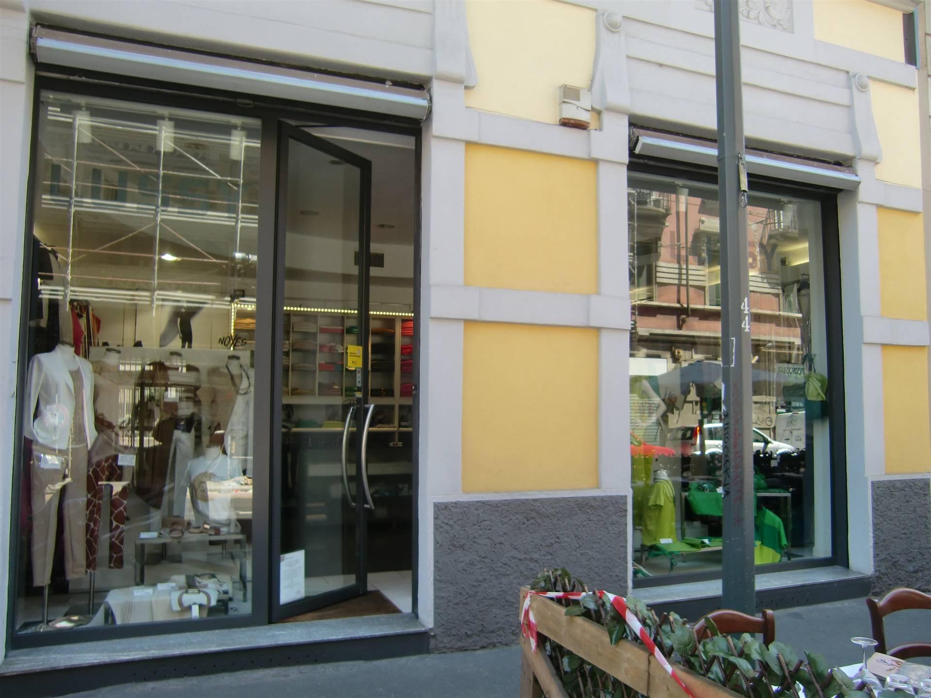 ROVERETO, MILANO, Attività commerciale in vendita di 75 Mq, Ottime condizioni, Classe energetica: G, Epi: 1783 kwh/m3 anno, composto da: 2 Vani, 1