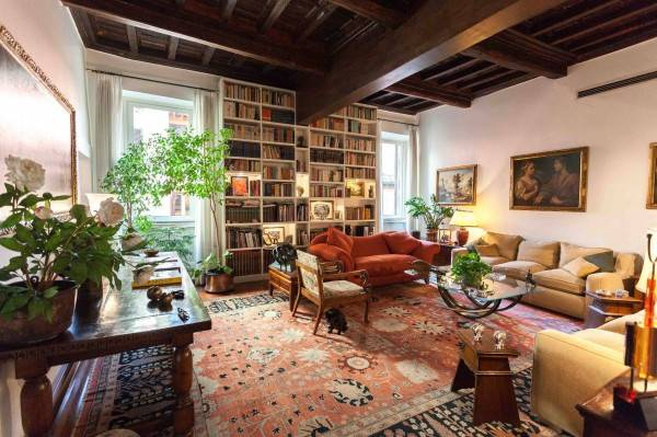 Appartamento in Vicolo De' Cinque 38, Trastevere, Aventino, Testaccio, Roma