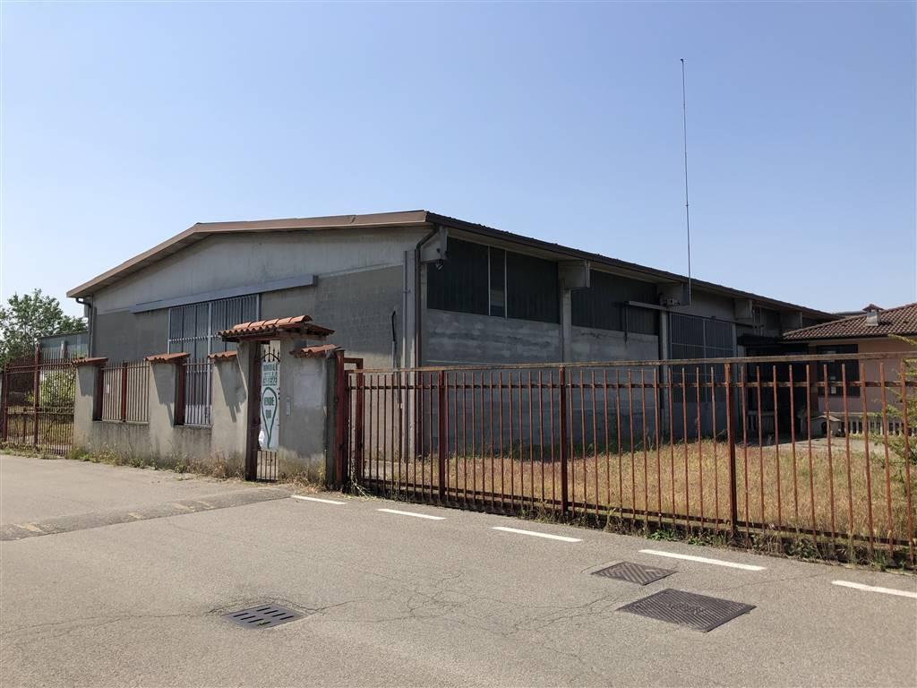 Capannone in affitto a Chieve, 2 locali, prezzo € 1.700 | PortaleAgenzieImmobiliari.it