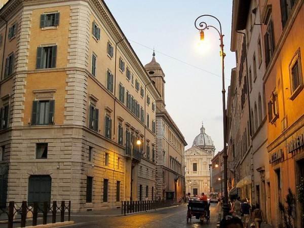 Ristorante, Roma