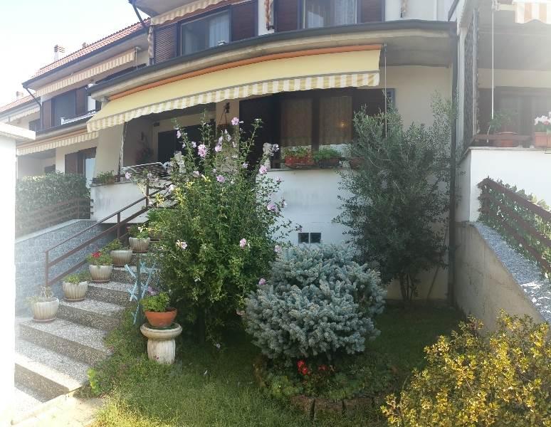 Villa a schiera, Mortara, in nuova costruzione