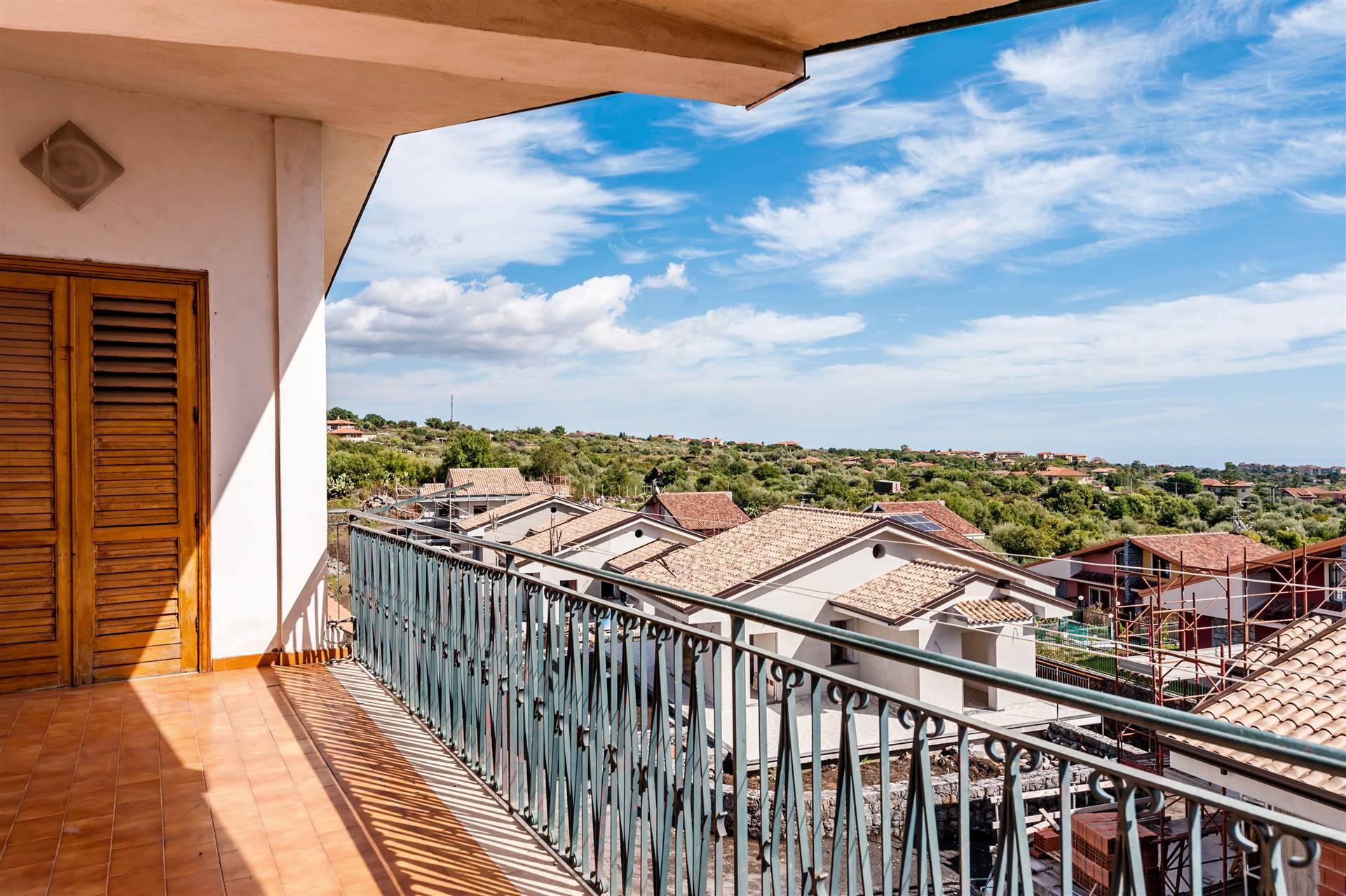 balcone terrazzato panoramico piano sup