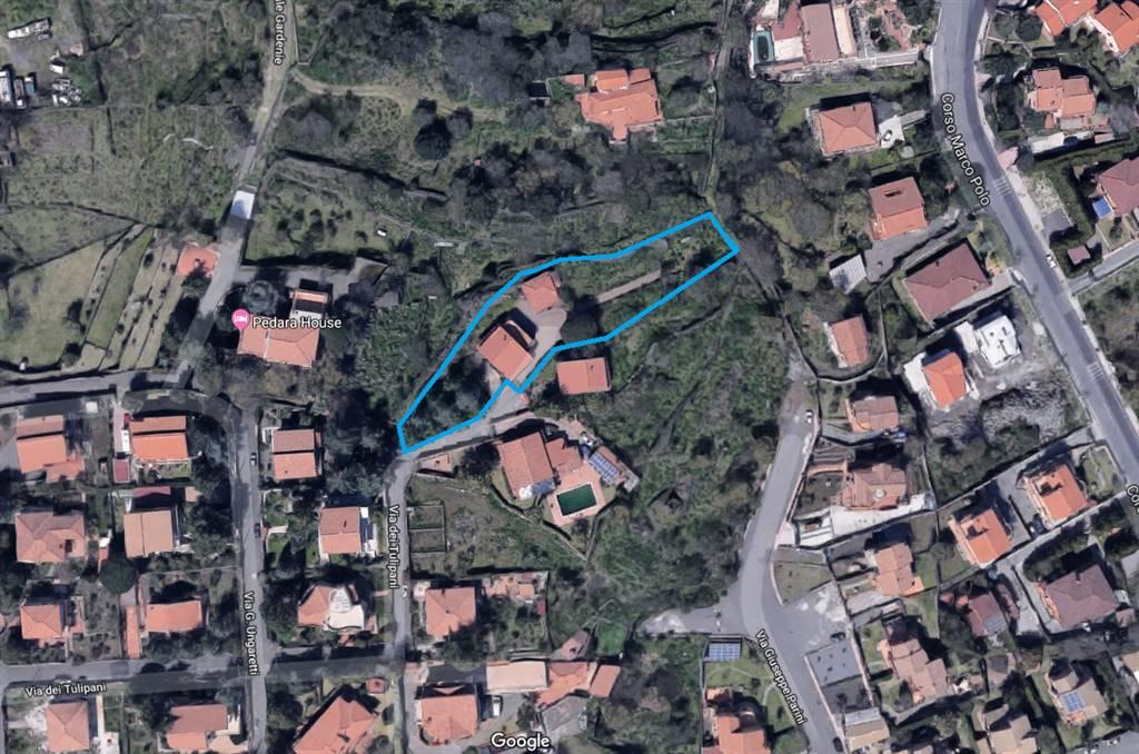 Villa, Trecastagni, da ristrutturare