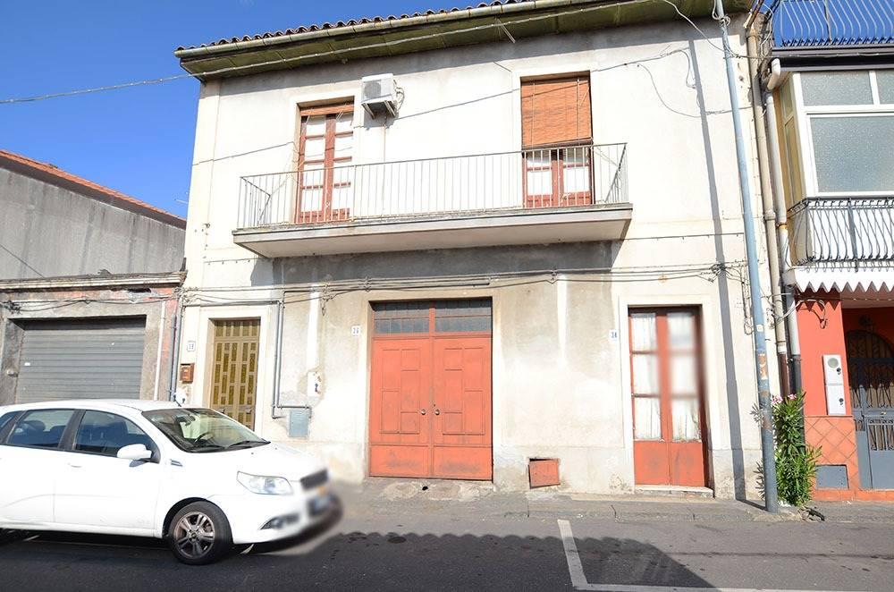 Casa singola in Via Marconi, Nicolosi