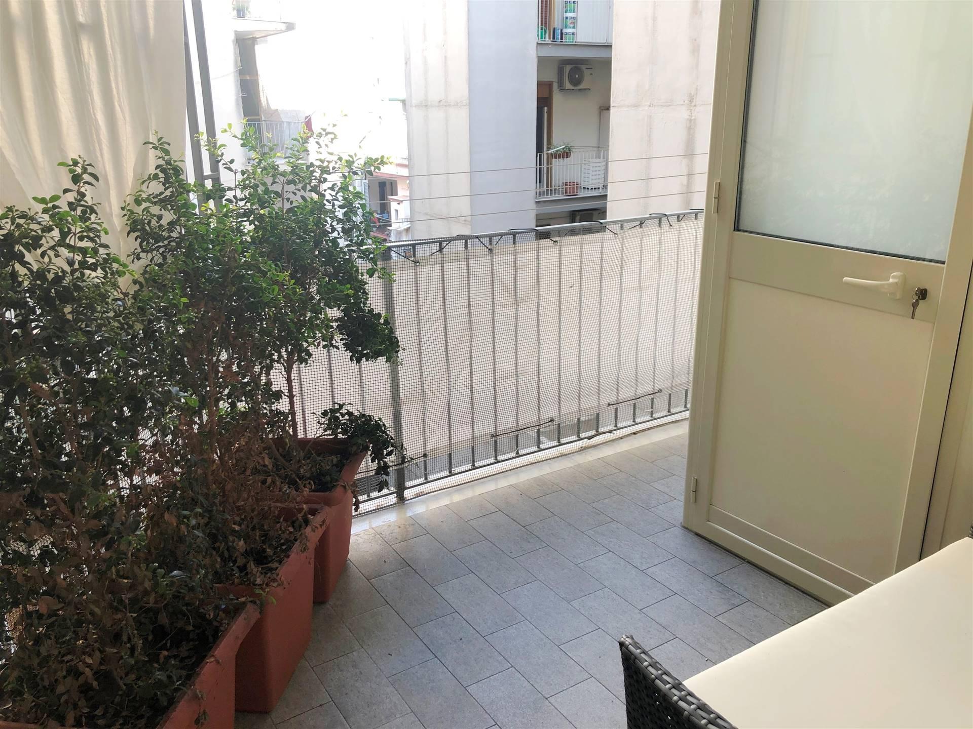 balcone lato interno
