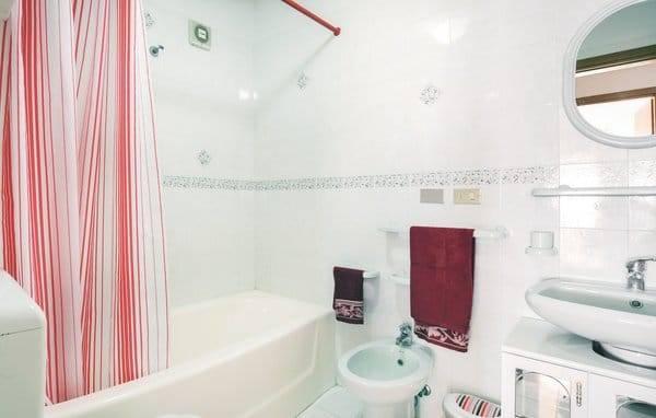 1° bagno con vasca