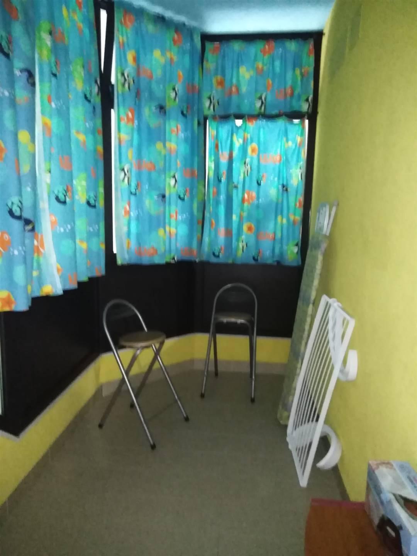 balcone verandato