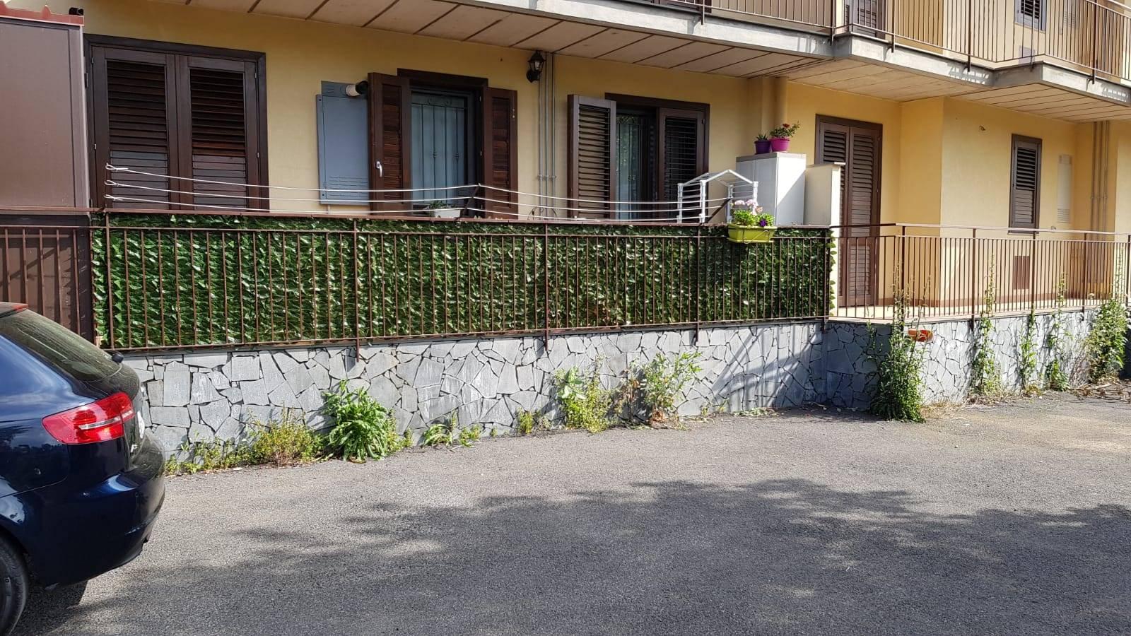 Balcone prospetto retro