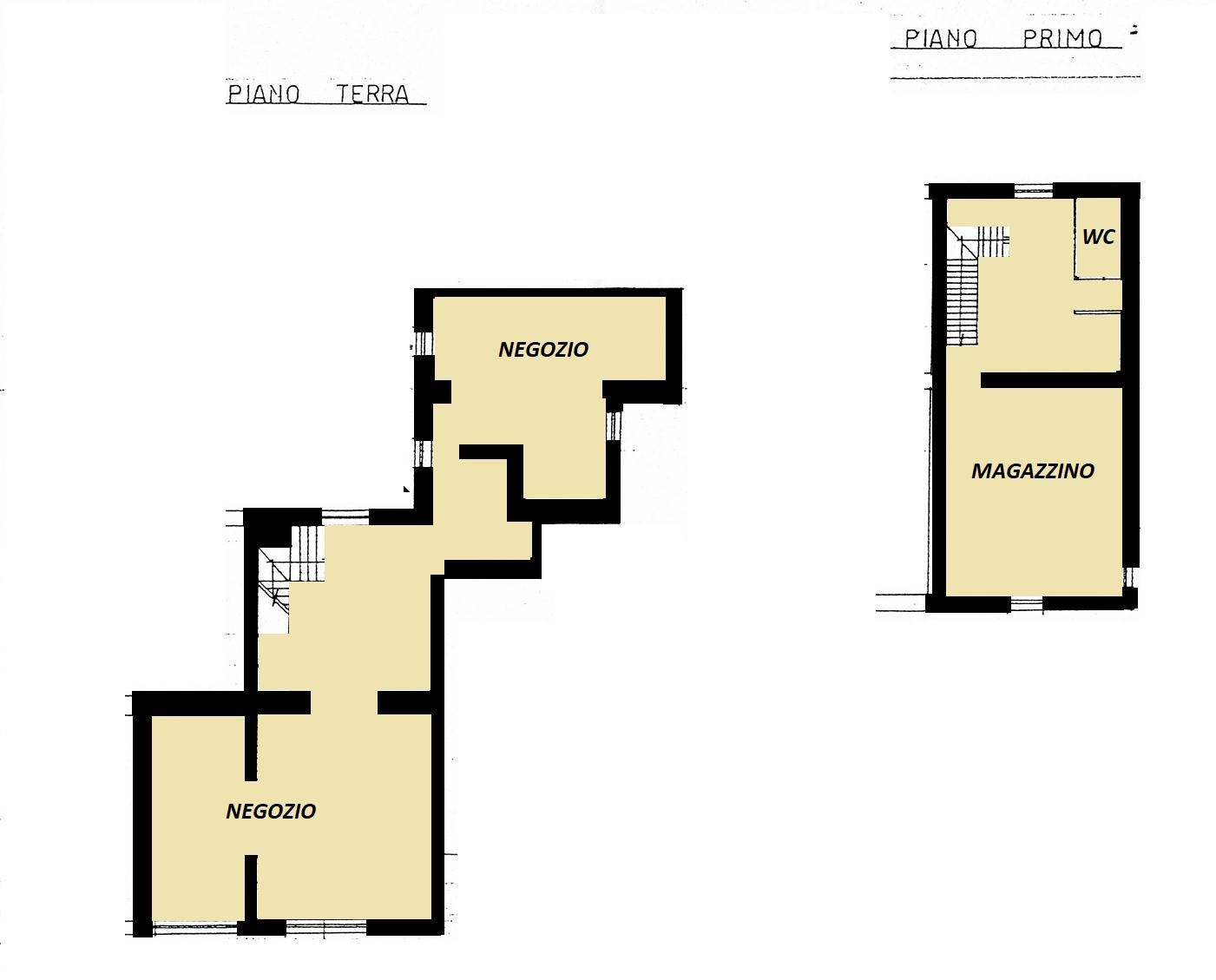 Negozio / Locale in affitto a Crema, 4 locali, prezzo € 3.000 | PortaleAgenzieImmobiliari.it