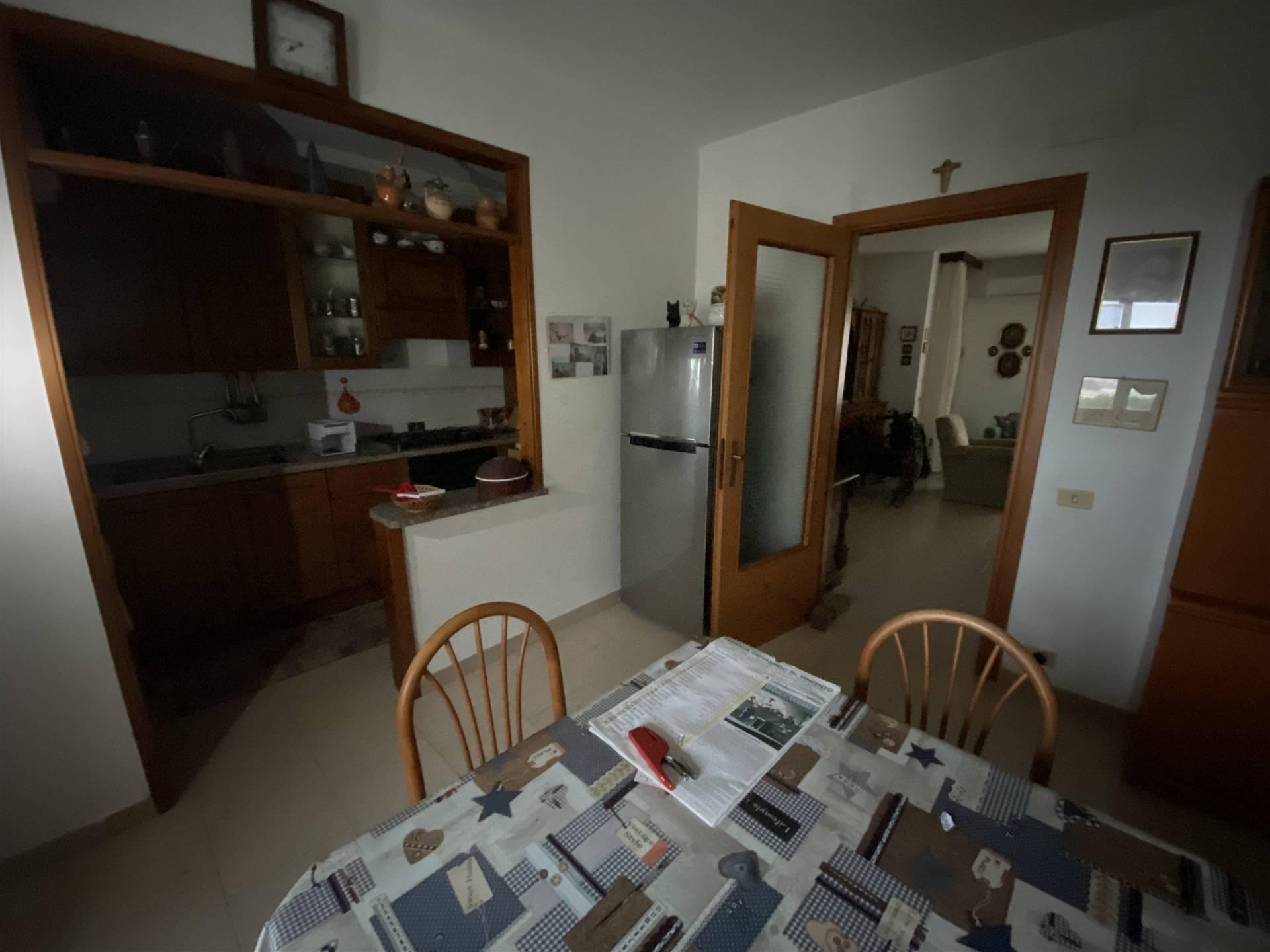 Foto soggiorno cucina