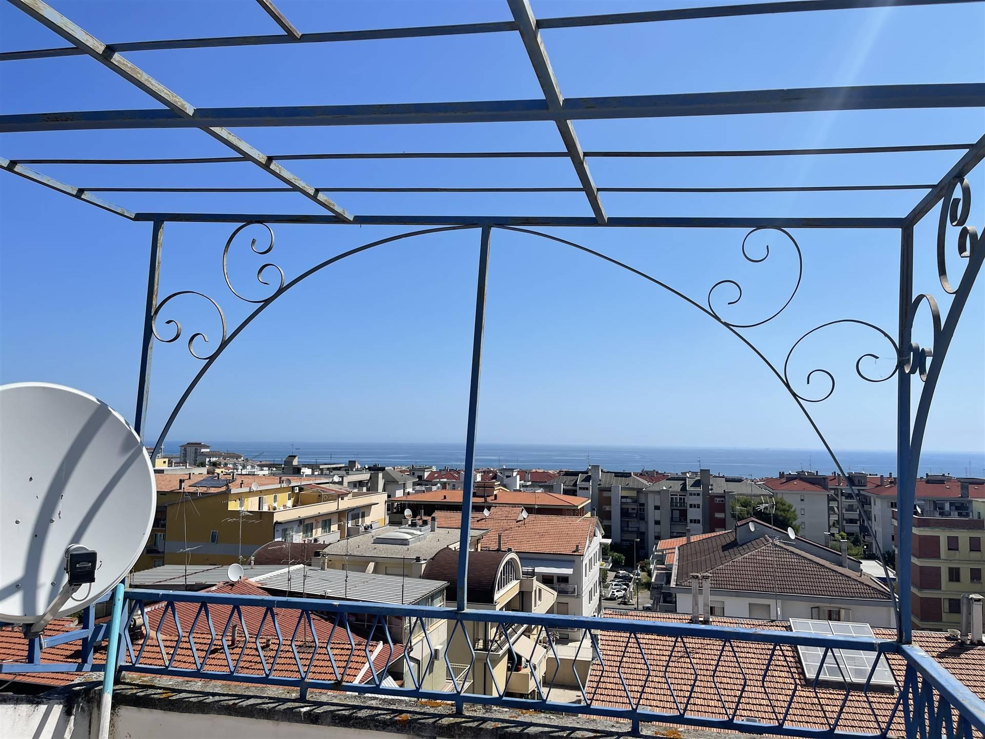 Foto terrazzo vista esterna