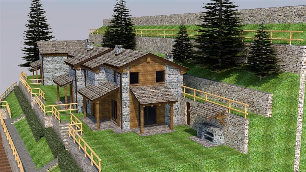 Nuova costruzione, Valle, Morbegno, in nuova costruzione