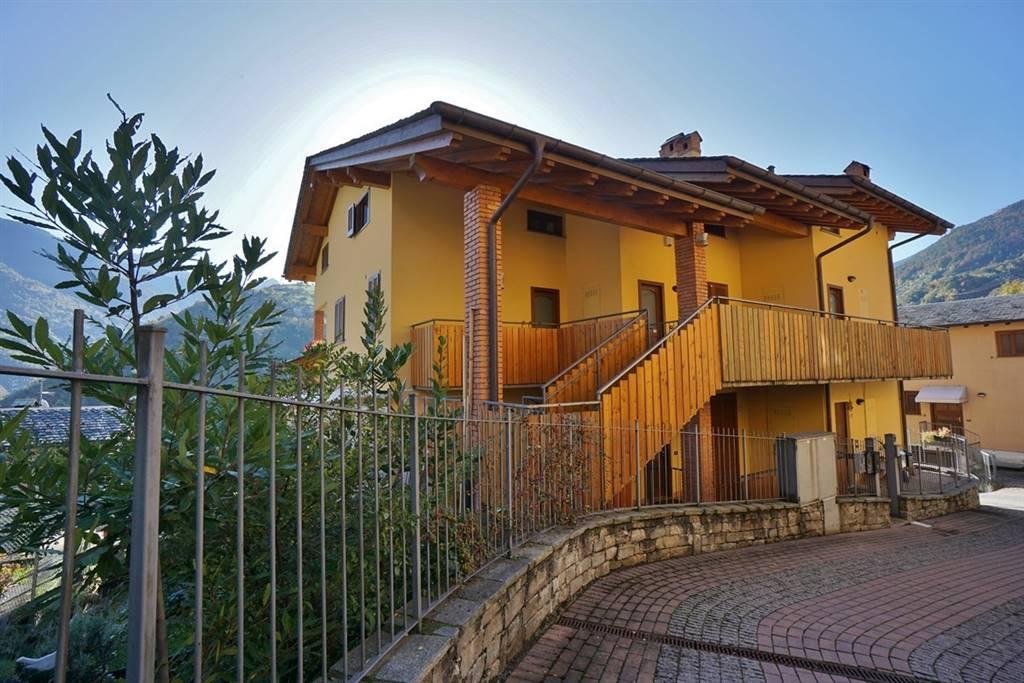 Villa a Schiera in vendita a Cosio Valtellino, 4 locali, zona Zona: Sacco, prezzo € 119.000 | CambioCasa.it