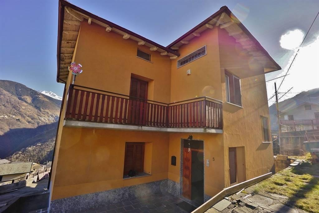 Soluzione Indipendente in vendita a Cosio Valtellino, 12 locali, zona Zona: Sacco, prezzo € 179.000 | CambioCasa.it