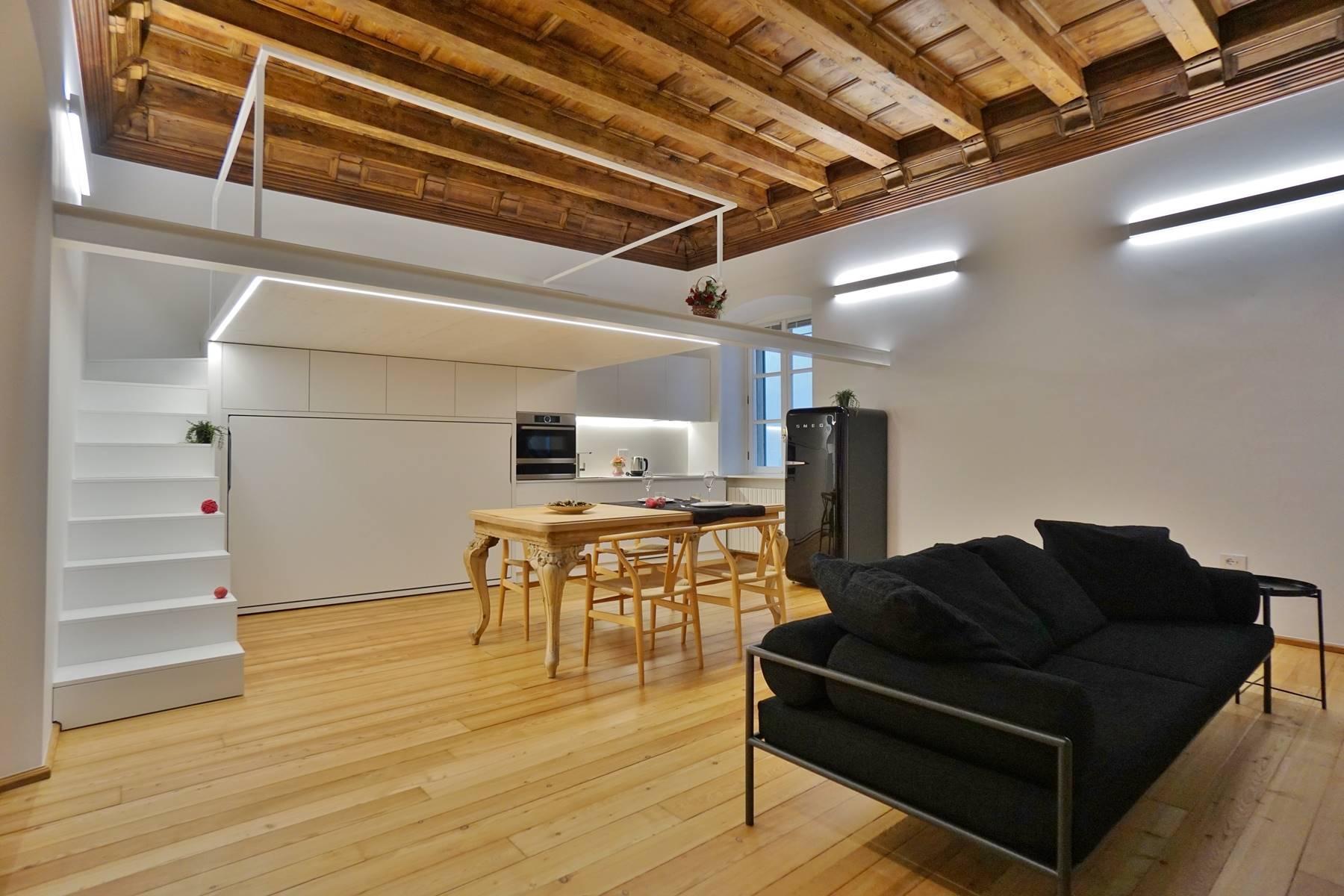 Appartamento in affitto a Sondrio, 2 locali, zona ro storico, Trattative riservate | PortaleAgenzieImmobiliari.it