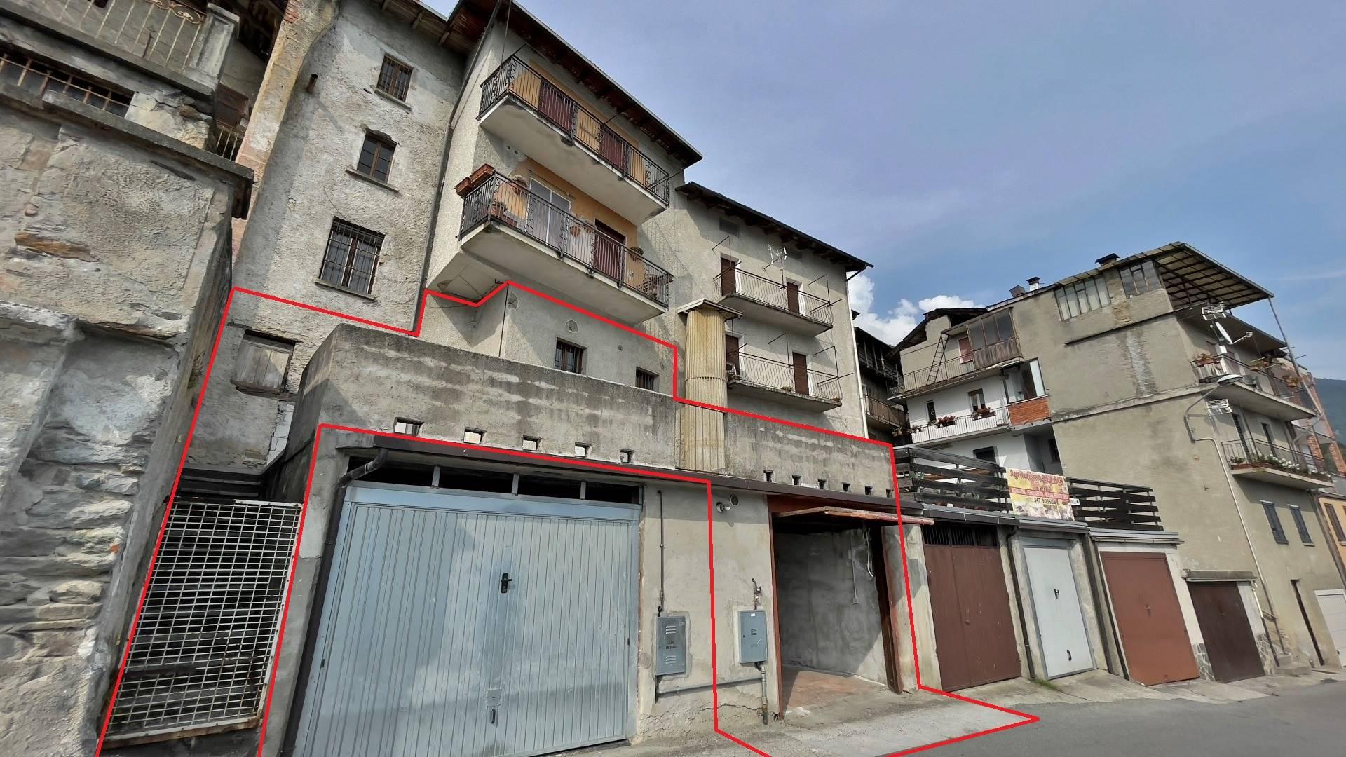 Appartamento in vendita a Buglio in Monte, 4 locali, prezzo € 55.000 | PortaleAgenzieImmobiliari.it