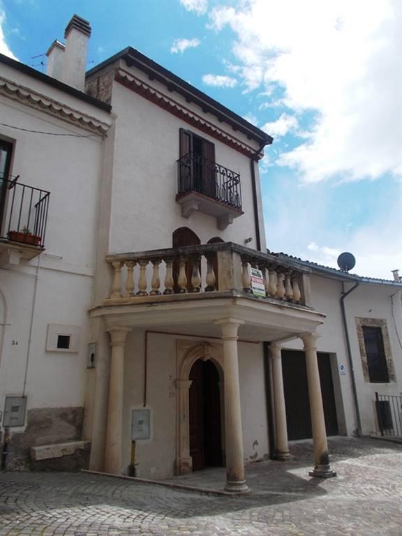 Casa semi indipendente in Via S. Matteo 7, Campo Di Giove