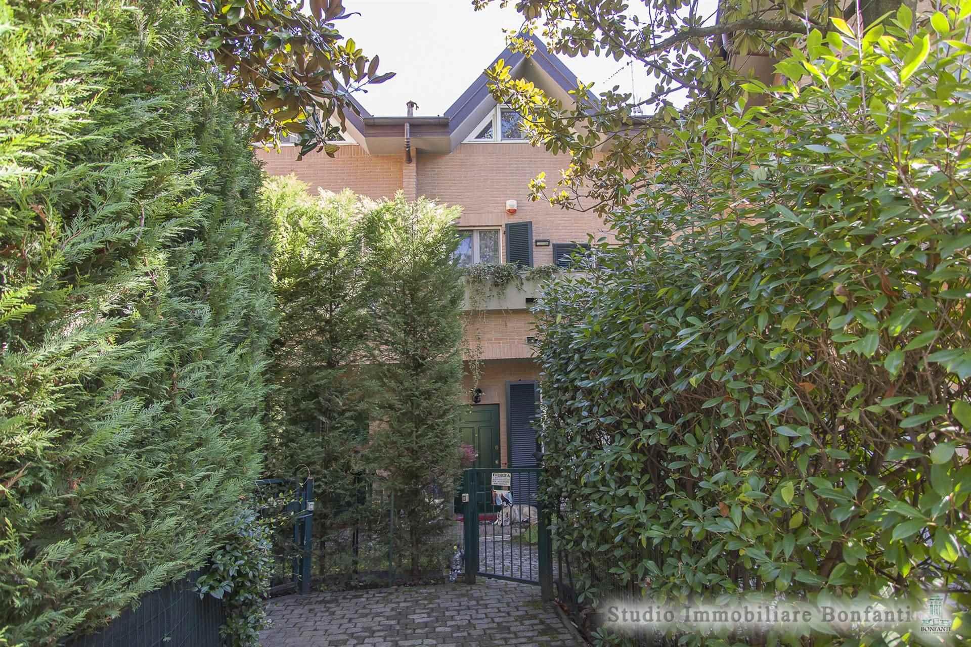 Villa a Schiera in vendita a Cusano Milanino, 4 locali, zona Zona: Città Giardino di Milanino, prezzo € 550.000   CambioCasa.it