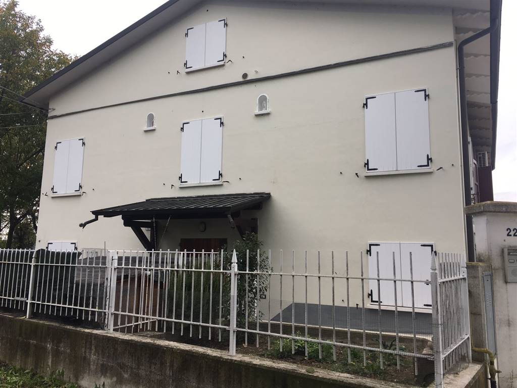Villa a schiera, Arceto, Scandiano, ristrutturata