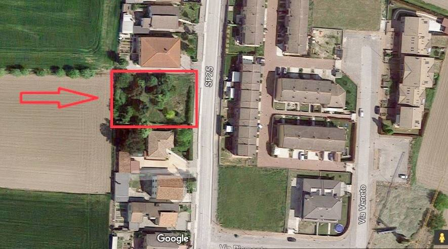 Terreno Edificabile Residenziale in vendita a Castelbelforte, 1 locali, prezzo € 68.000 | CambioCasa.it