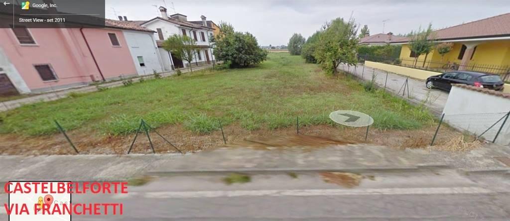 Terreno Edificabile Residenziale in Vendita a Castelbelforte