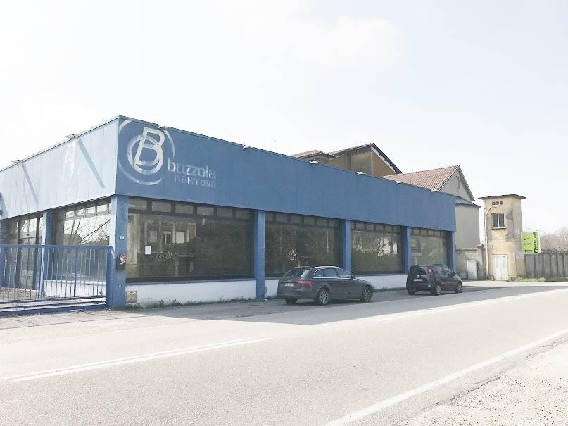 Locale commerciale, Dosso Del Corso, Mantova