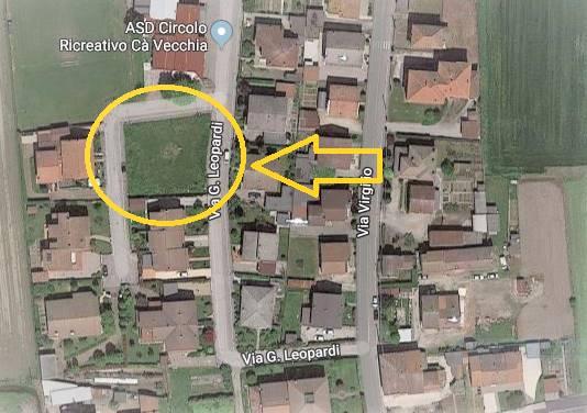 Terreno Edificabile Residenziale in vendita a Sustinente, 9999 locali, zona Zona: Cavecchia, prezzo € 70.000 | CambioCasa.it