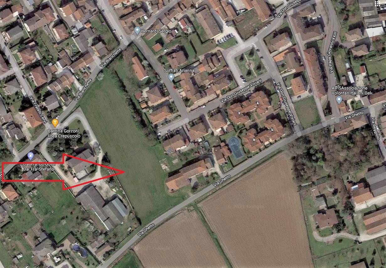 Terreno Edificabile Residenziale in vendita a Villimpenta, 9999 locali, prezzo € 190.000   PortaleAgenzieImmobiliari.it
